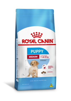 Ração Royal Canin Medium puppy 15 k