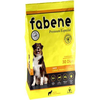 Ração Seca Fabene Premium Especial para Cães Adultos 20k