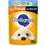 Sachê Pedigree Frango ao Molho para Cães Filhotes - 100 g