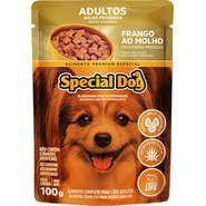 Sachê Special Dog Frango para Cães Raças Pequenas 100g