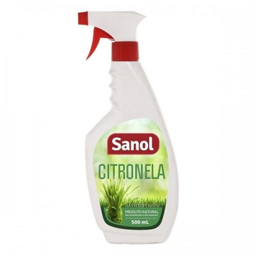 Sanol Spray Citronela 500ml