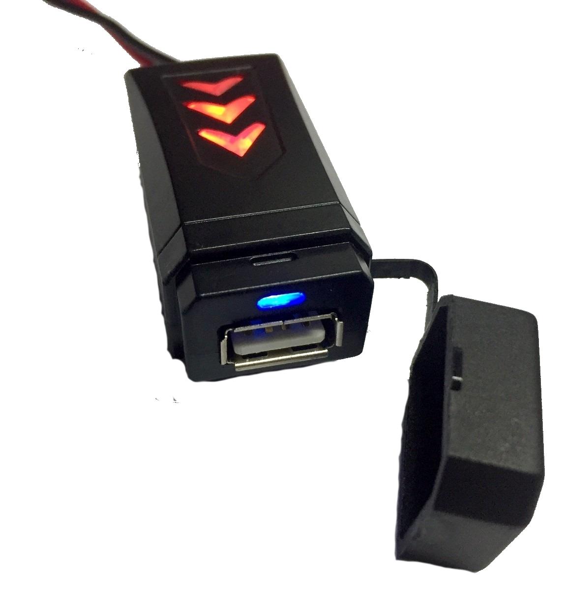 Carregador USB 12V