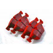 Pastilha de Freio  Dianteira EBC Red BMW 130