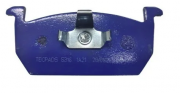 Pastilha de freio Dianteira Polo 1.0 250tsi T-cross