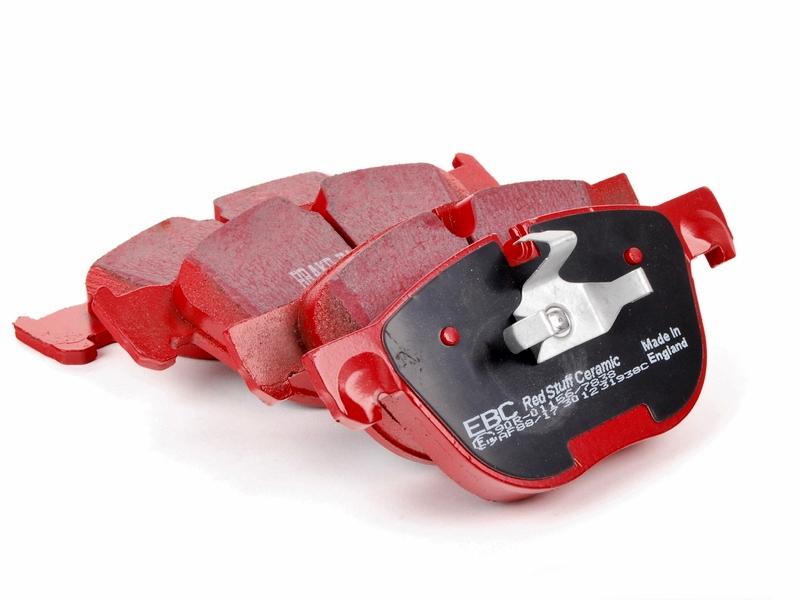 Pastilha de Freio Dianteira Ebc Redstuff Bmw X5