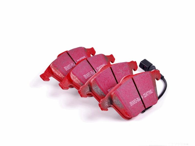 Pastilha de Freio Dianteira EBC Redstuff EOS