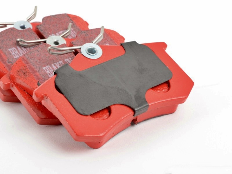 Pastilha de freio Traseira Ebc Redstuff Audi A3  Vw Jetta Citroen DS3
