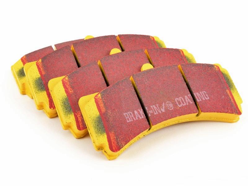 Pastilhas de Freio para Pinças Stoptech ST 60