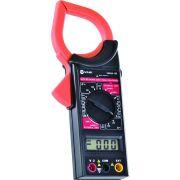 Alicate Amperímetro Multímetro Digital Vam/A-100