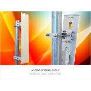 Antena Setorial 5.8 Ghz 19 Dbi 120° Dupla Polarização -  2flex