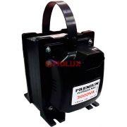 Auto Transformador Fiolux 3000VA 110V/220V e 220V/110V