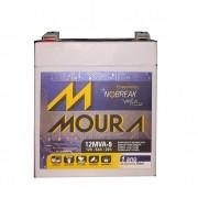 Bateria Moura 12v 5ah Moura 12MVA-5