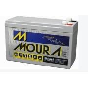 Bateria Moura 12v 9ah Moura 12MVA-9
