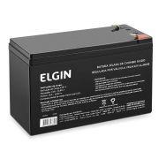 Bateria Selada De Chumbo Vrla 12v 7a Alarme Elgin