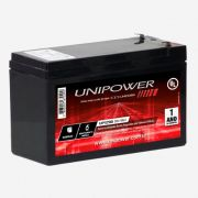 Bateria Selada Unipower 12V 9AH UP1290 VRLA