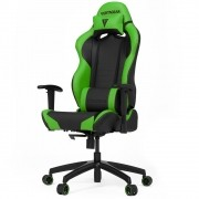 Cadeira Gamer Vertagear Series Racing S-Line SL2000 Black Green - VG-SL2000-GR