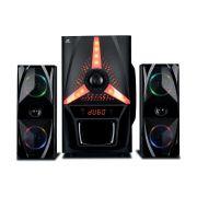 Caixa de Som C3tech 2.1 80W Bluetooth Sp B500BK
