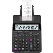 Calculadora Casio De Mesa 12 Dígitos Com Bobina HR-100RC-BK-B-DC