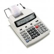 Calculadora Eletrônica de Mesa Elgin MB 6125 12 Dígitos Visor LCD c/ Bobina Velocidade de Impressão 2.03 Linhas/segundo