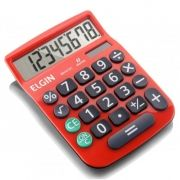 Calculadora Eletrônica de Mesa Elgin MV-4131 8 Dígitos