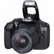 Câmera Canon Digital T6 Ef-s 18-55 F/3.5-5.6 Iii Br