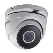 Câmera Dome 3mp Ir 20m 2,8MM DS-2CE56F1T-ITM Hikvison