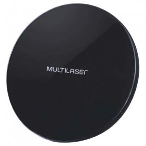 Carregador Wireless Concept Ultra Rápido 10W Multilaser CB130