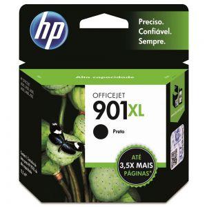 Cartucho HP 901XL Preto Original (CC654AB)