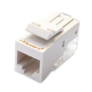 Conector Rj45 Fêmea Cat5e Lan Expert KJC5E