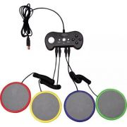 Controle Bateria Mini Ps2|ps3|wii 0208 Bright