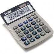 Calculadora  Elgin de Mesa Eletrônica MV 4122 Cinza