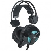 Fone Headphone Gamer C3-Tech Blackbird PH-G110BK