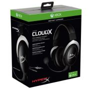 Fone Headset Kingston Hyperx Cloudx Xbox One/Windows, Hx-Hscx-Sr/La