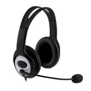 Fone Headset LifeChat Microsoft, USB 2.0, com Microfone - LX-3000 JUG-00013