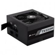 Fonte Corsair 650W 80 Plus Gold SemiModular TX650M CP-9020132-WW