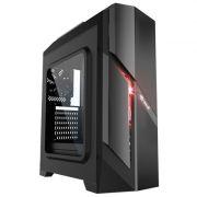Gabinete Gamer C3tech MT-G700BK 1 Baias Preto Sem Fonte