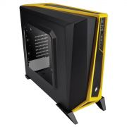 Gabinete Gamer Spec Alpha Edition Preto/Amarelo Corsair CC-9011094-WW