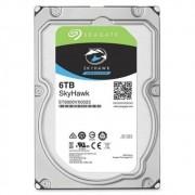 Hard Disk 6tb Sata3 128mb Seagate Skyhawk Surveillance  ST6000VX0023