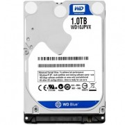 HD WD SATA 2.5 p/ Notebook 1TB 5400RPM 8MB Cache SATA 6.0Gb/s WD10JPVX