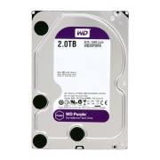 HD WD SATA 3,5 Purple Surveillance 2TB IntelliPower 64MB Cache SATA 6.0Gb/s -  WD20PURX