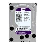 HD WD SATA 3,5 Purple Surveillance 4TB IntelliPower 64MB Cache SATA 6.0Gb/s  WD40PURX