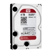 HD WD SATA 3,5 RED NAS 4TB 5400RPM 64MB Cache SATA 6.0Gb/s  WD40EFRX