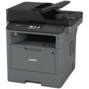 Impressora Multifuncional Laser Mono DCP-L5502DN Brother
