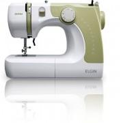 Máquina de Costura Portátil Elgin Supéria JX 2050 110V