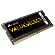 Memória 16GB (1x16GB) DDR4 SODIMM 2133MHz C15  CORSAIR  Para  NB