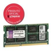 Memoria Kingston 8GB 1333Mhz DDR3 p Notebook KVR1333D3S98G