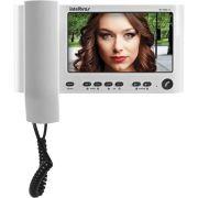 Módulo Interno Para Vídeo Porteiro Viva Voz E Mono Fone Iv7000lcd Branco Intelbras