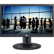 Monitor LG LED 19.5´ Widescreen, VGA/DVI, Altura Ajustável - 20M35PD-M
