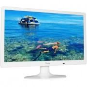 Monitor 15.6 Led Com HDMI E Vga Pctop Para Cftv - Pc- Games MLP156HDMI  Branco