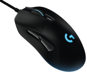 Mouse Gamer Logitech Prodigy G403 Preto 12000 Dpi